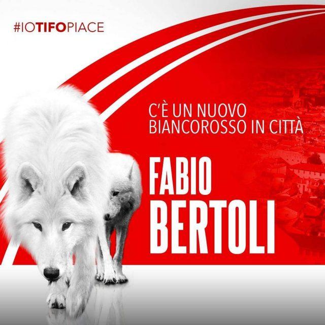 Bertoli  un giocatore del PiacenzaCalcio! Benvenuto in biancorosso! CPiacehellip