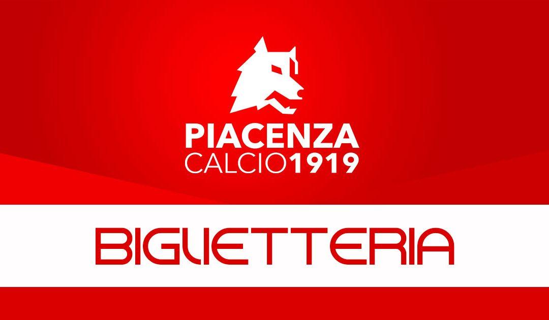 Prevendita Piacenza – Juventus U23 Coppa Italia Serie C