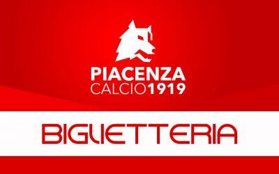 Prevendita Piacenza – Arzignano