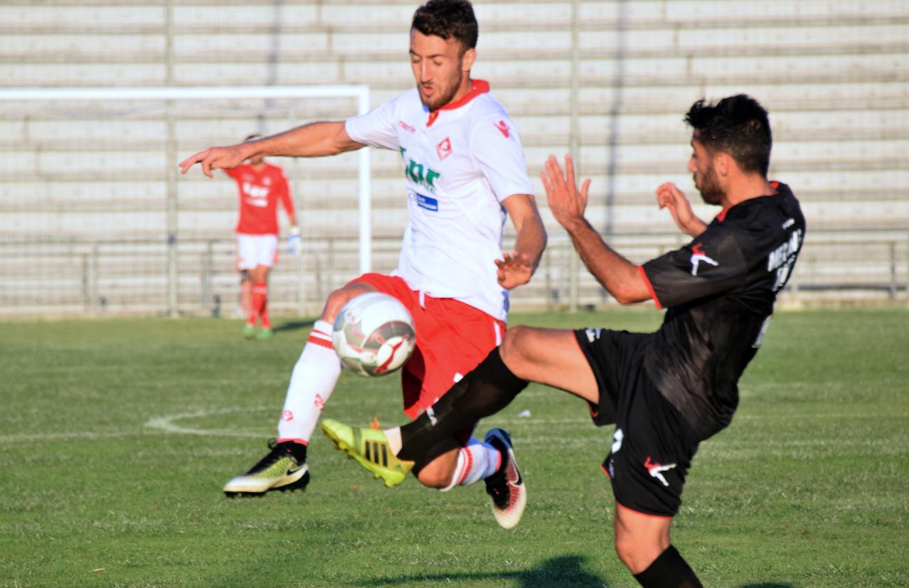Piacenza Calcio Lucchese ( Foto DEL PAPA ) Sciacca