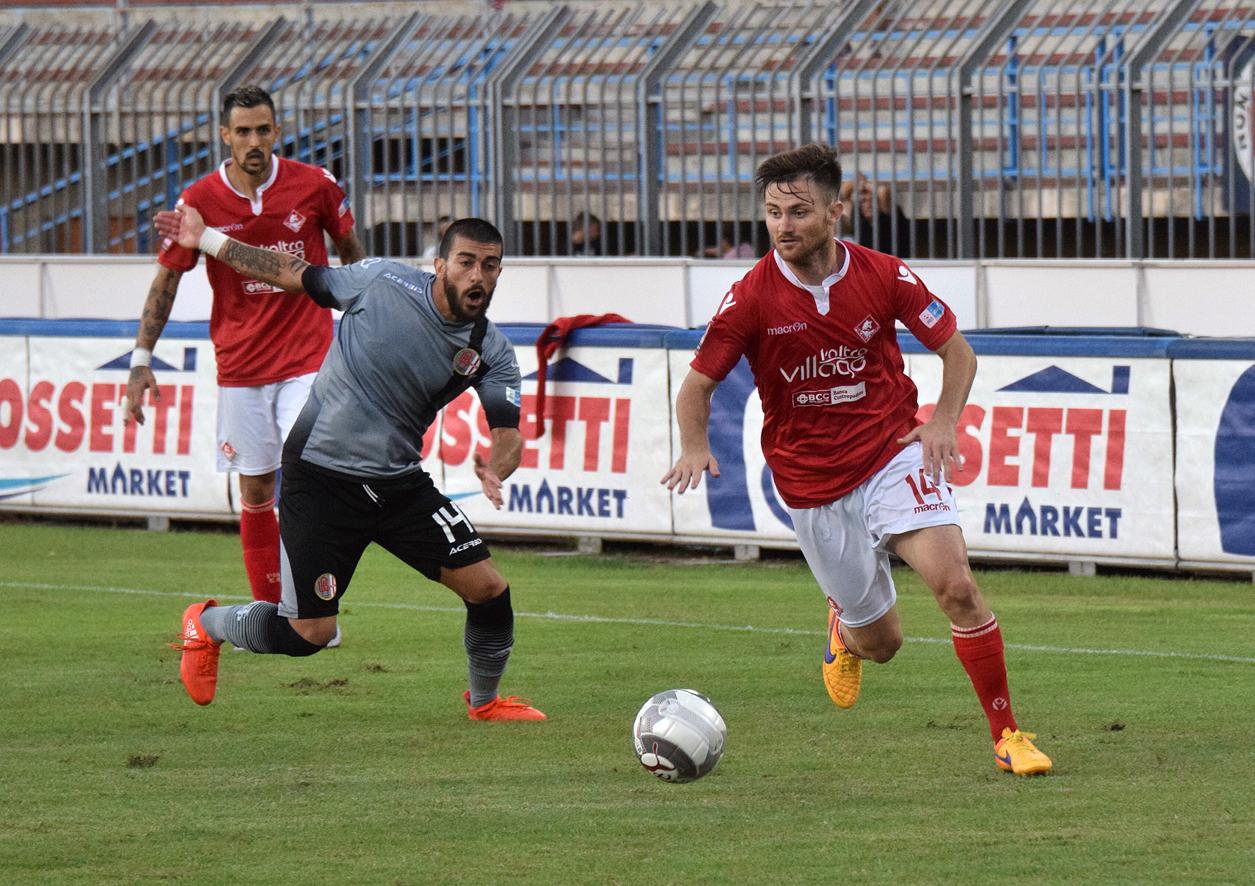 Piacenza Calcio Alessandria, Agostinone