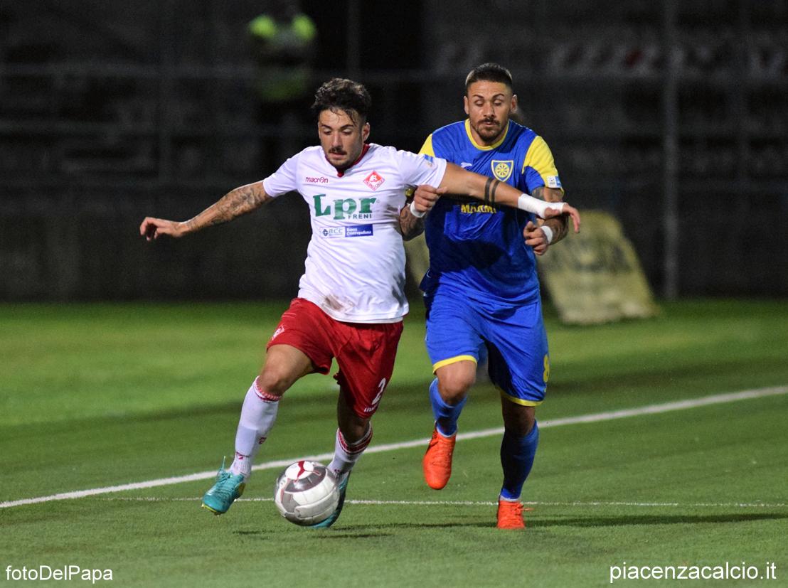 Carrarese - Piacenza Calcio