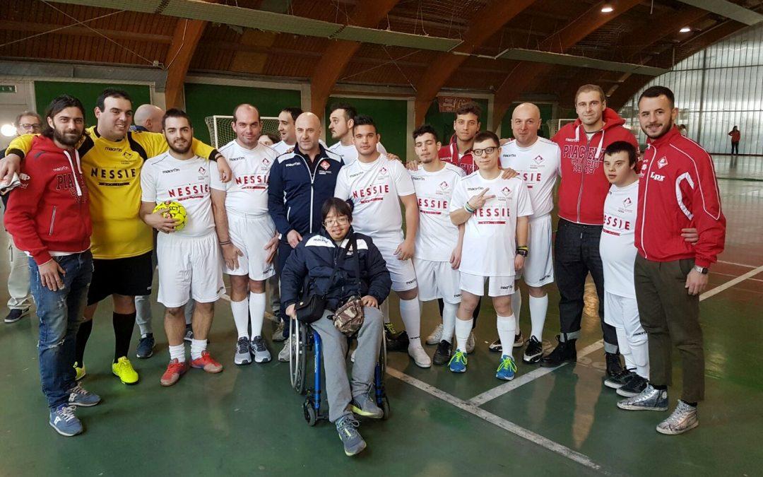 Piacenza City, inizia il campionato di calcio integrato