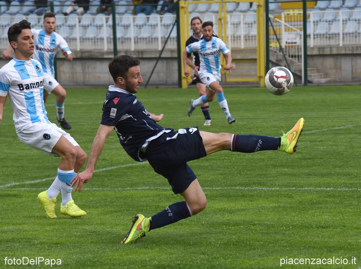 Giana Erminio - Piacenza
