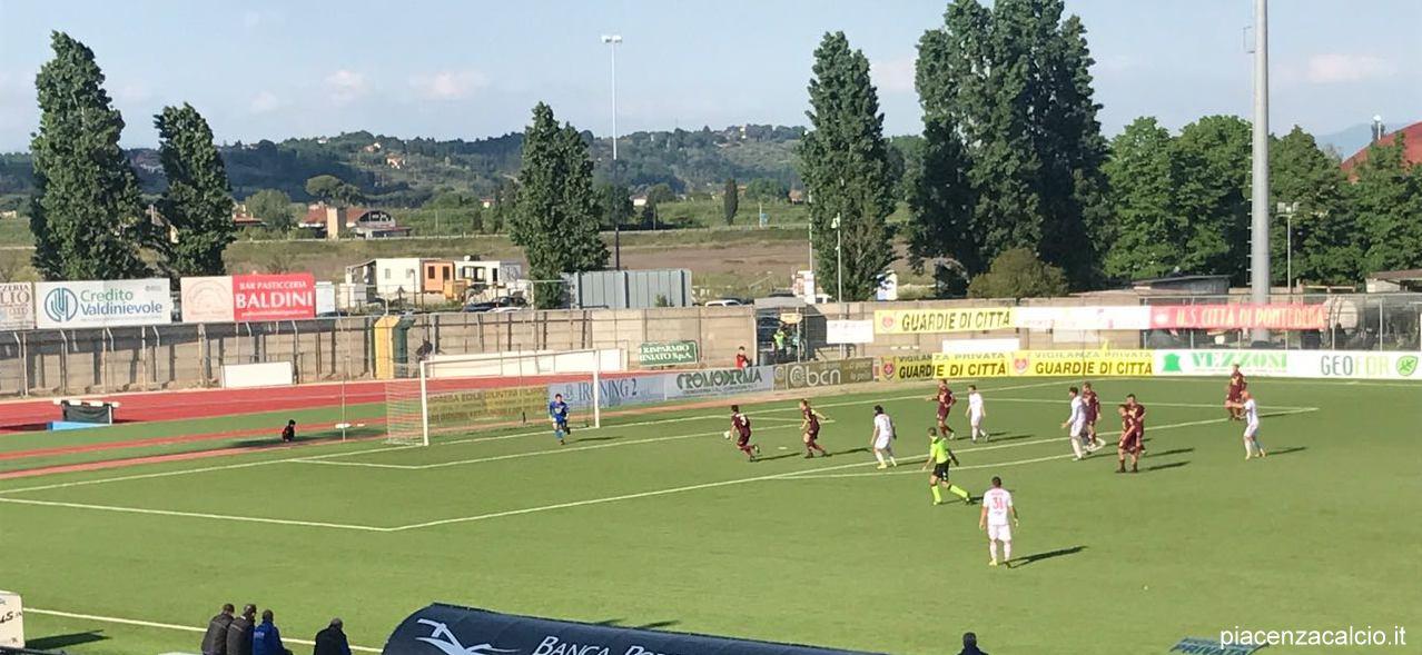 Pontedera - Piacenza