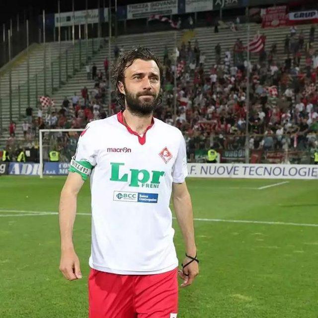 Grazie Capitano 7 Matteassi! Piacenza biancorossi CPiace iotifoPiace