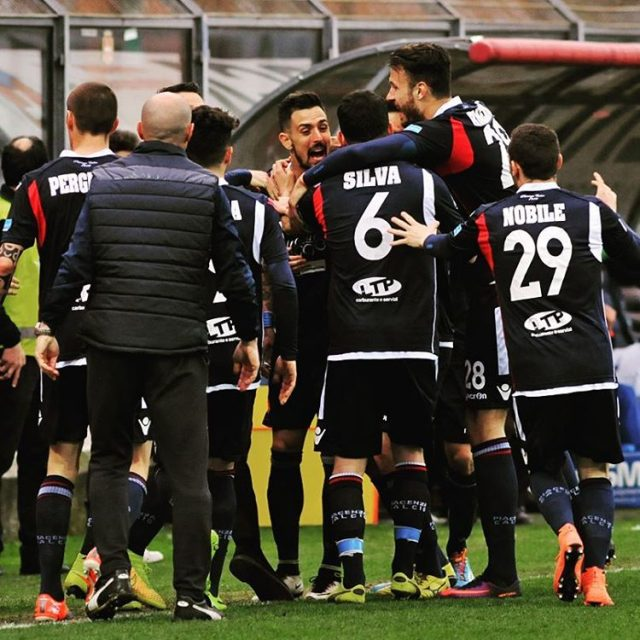 Piacenza esultanza picoftheday instapic welovefootball chesquadra chegruppo CPiace iotifoPiace