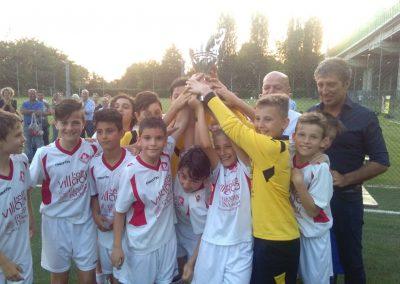 Academy Piacenza - Prima classificata