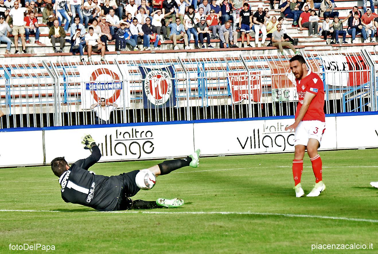 Piacenza - Como Play Off