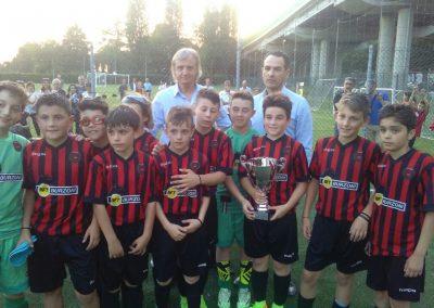 Pro Piacenza - Seconda classificata