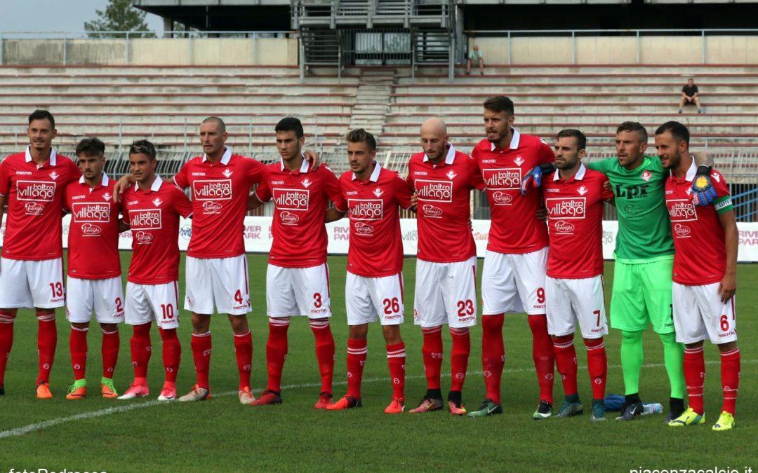 Il Piacenza supera la Massese nel primo turno di TimCup