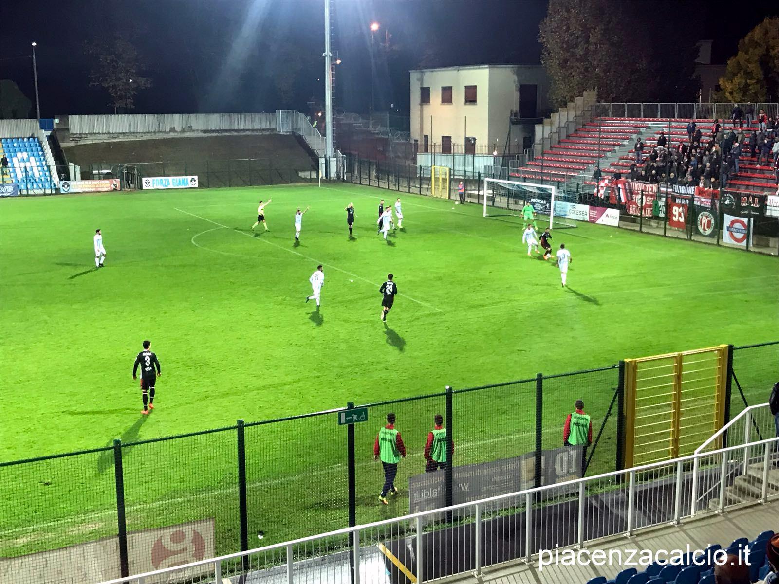 Giana Erminio - Piacenza5