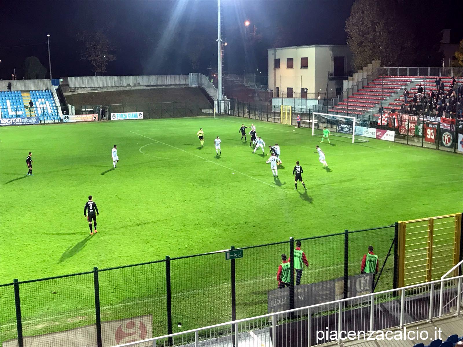 Giana Erminio - Piacenza6