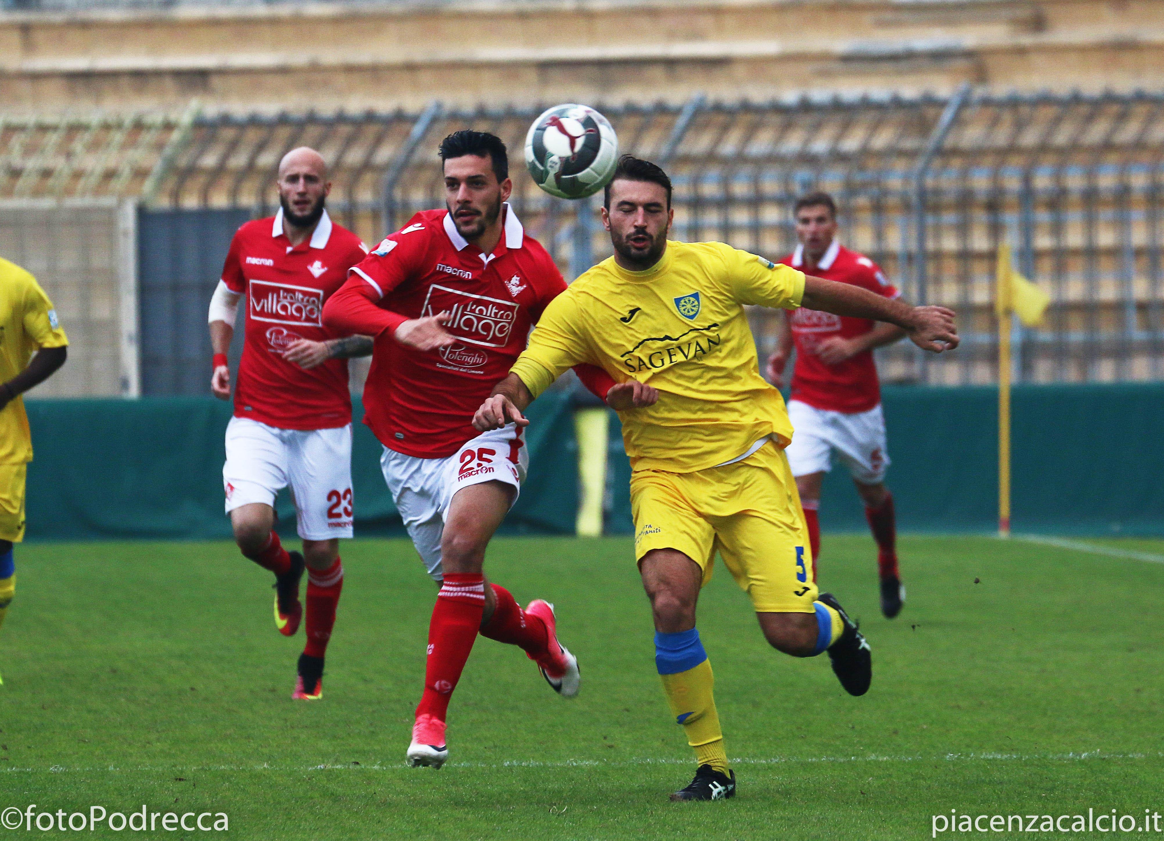 Piacenza - Carrarese