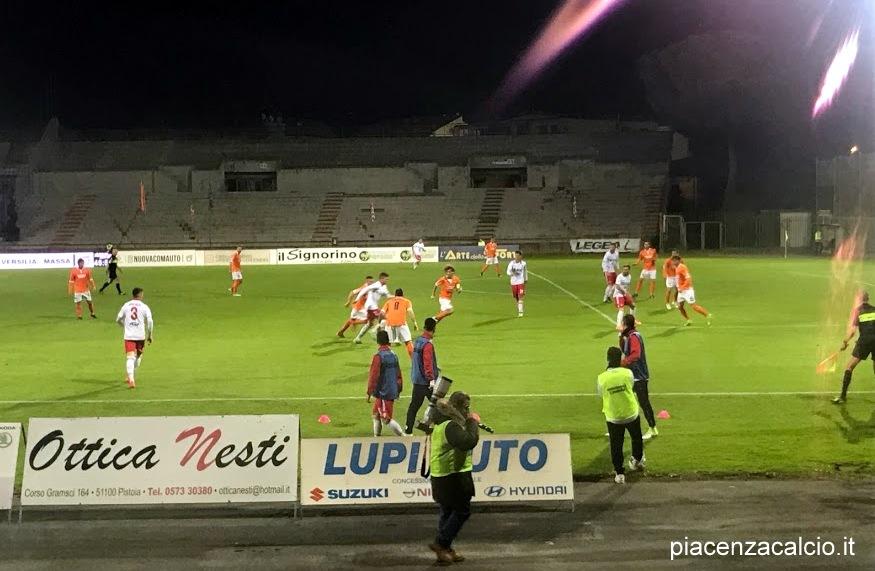 Pistoiese - Piacenza