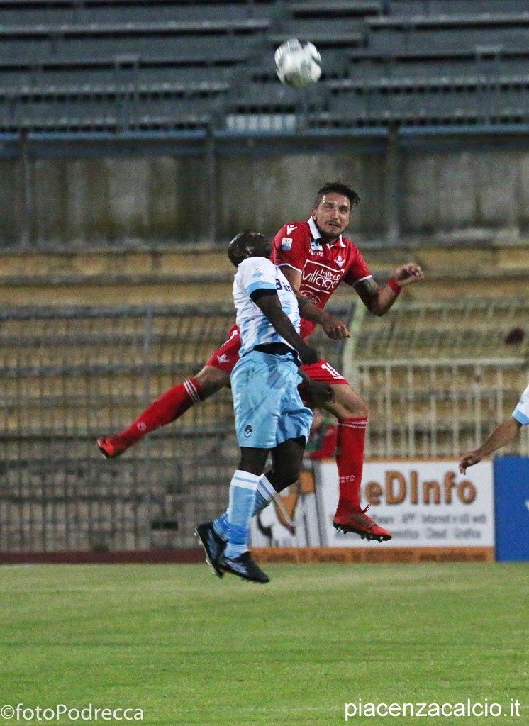 Piacenza - Giana Erminio