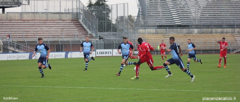 Piacenza - Albinoleffe