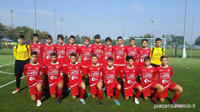 Supercoppa Under 15 tra Piacenza e Roma