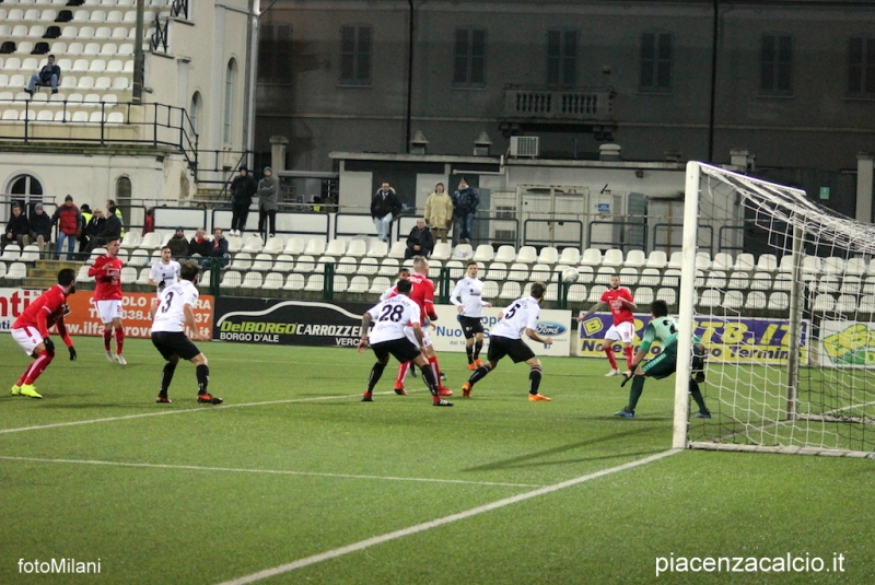 Pro Vercelli - Piacenza