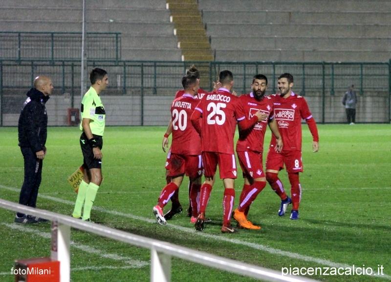 Un ottimo Piacenza supera in trasferta la Juventus U23