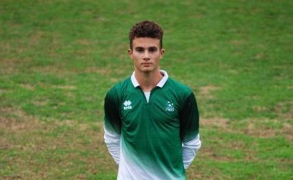 Jacopo Giordano convocato in nazionale Under 17 Lega Pro