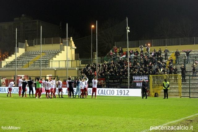 Grande vittoria del Piacenza ad Alessandria