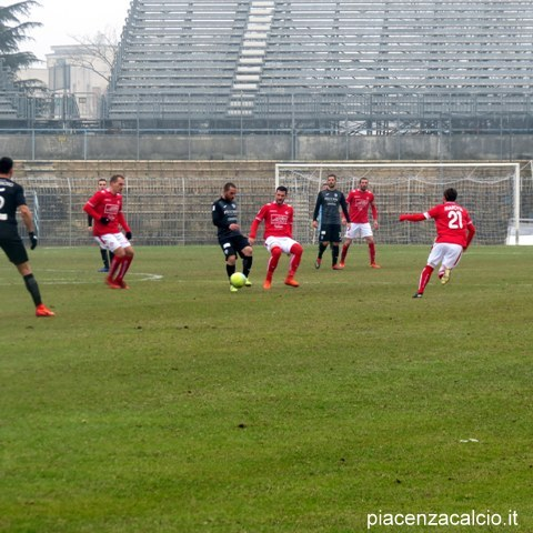 Piacenza - Robur Siena