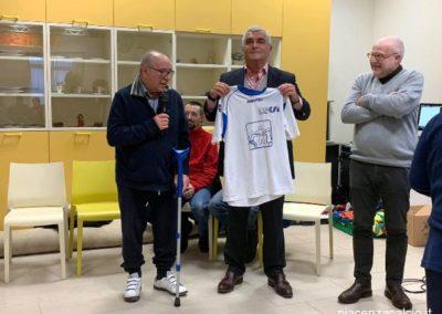Il Piacenza fa visita all'ASSOFA