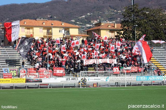 Virtus Entella - Piacenza