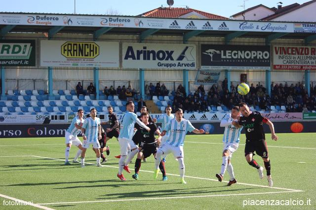 Virtus Entella - Piacenza