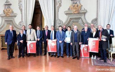 Piacenza Calcio premiato da Progetto Vita