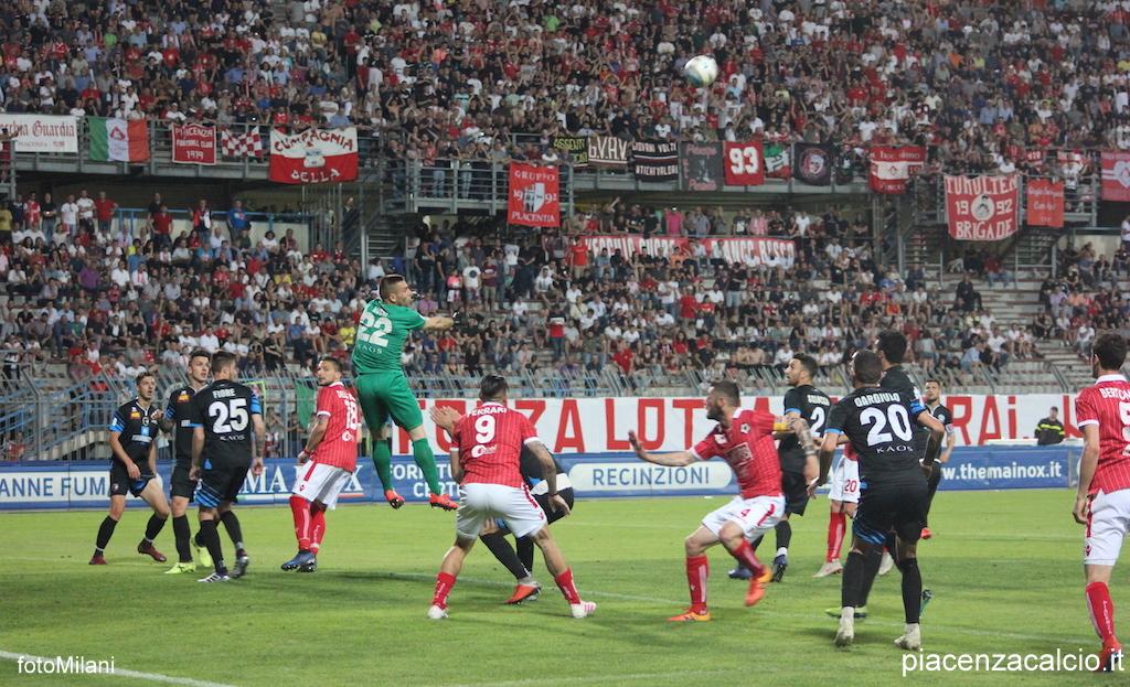 Il Piacenza si qualifica e accede all'ultimo turno dei Playoff