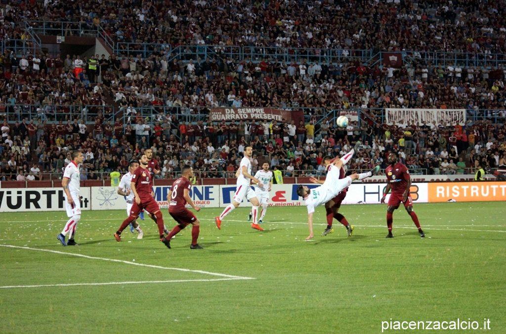 Piacenza superato in trasferta a Trapani