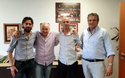 Il Piacenza rinnova con Franzini