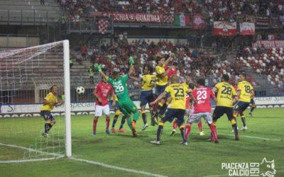 Il Piacenza supera il Modena e fa suoi i tre punti