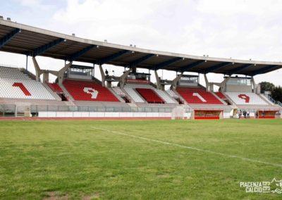 Presentazione Stadio Garilli