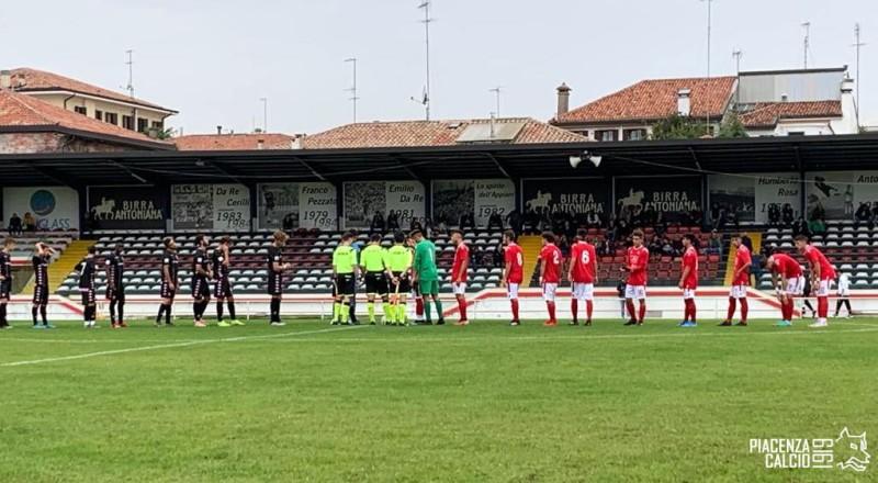 Berretti superata in trasferta a Padova