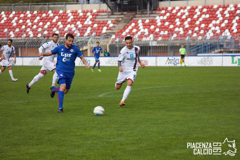 Piacenza - Imolese, Coppa Italia Serie C