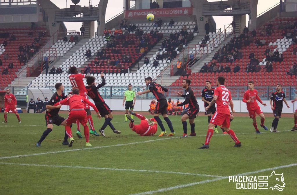Al Garilli il Piacenza supera il Rimini