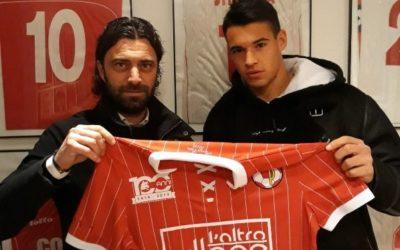 Simone Franchini è un giocatore del Piacenza