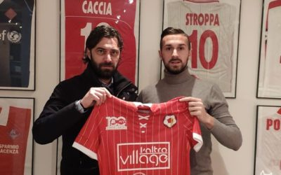 Alessandro Polidori è un giocatore del Piacenza