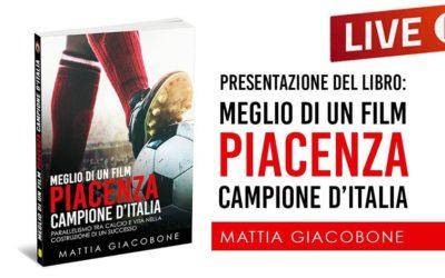 Presentazione libro di Mattia Giacobone