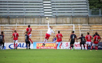 Esordio in Coppa Italia con il Teramo