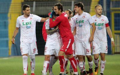 Gran partita del Piacenza che passa a Lecco