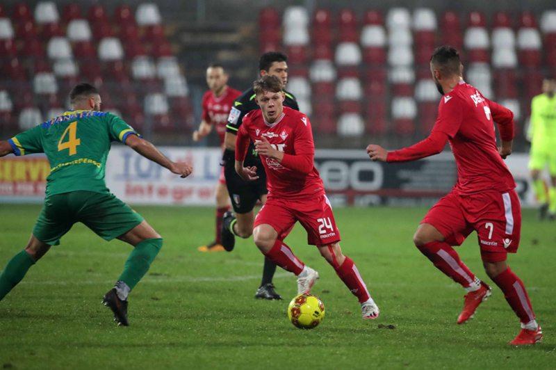 Al Garilli finisce in parità tra Piacenza e Pergolettese