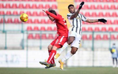 Pareggio esterno del Piacenza con la Juventus U23