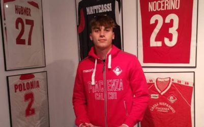 Christian Scorza è un giocatore del Piacenza