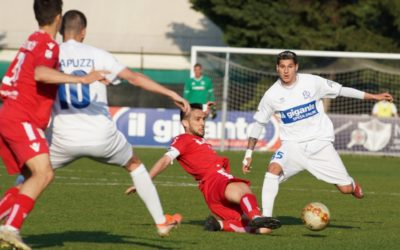 Il Piacenza conquista i tre punti in trasferta con la Pro Sesto