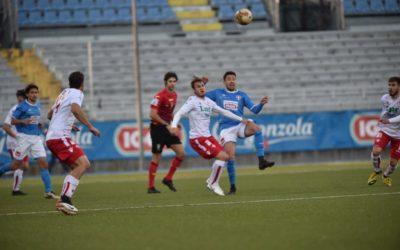 Piacenza superato in trasferta a Novara