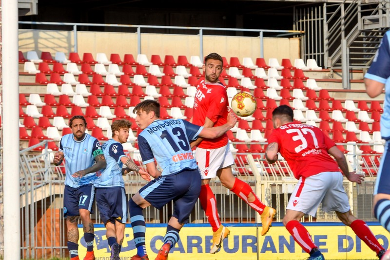Piacenza superato al Garilli dall'AlbinoLeffe